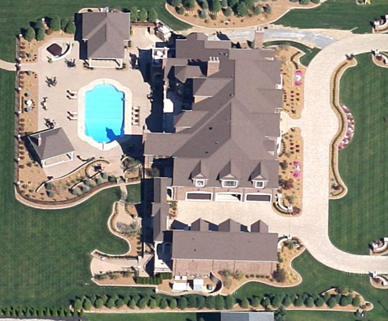 32 000 Square Foot Newly Built Mega Mansion In Canfield Oh Homes Of The Rich