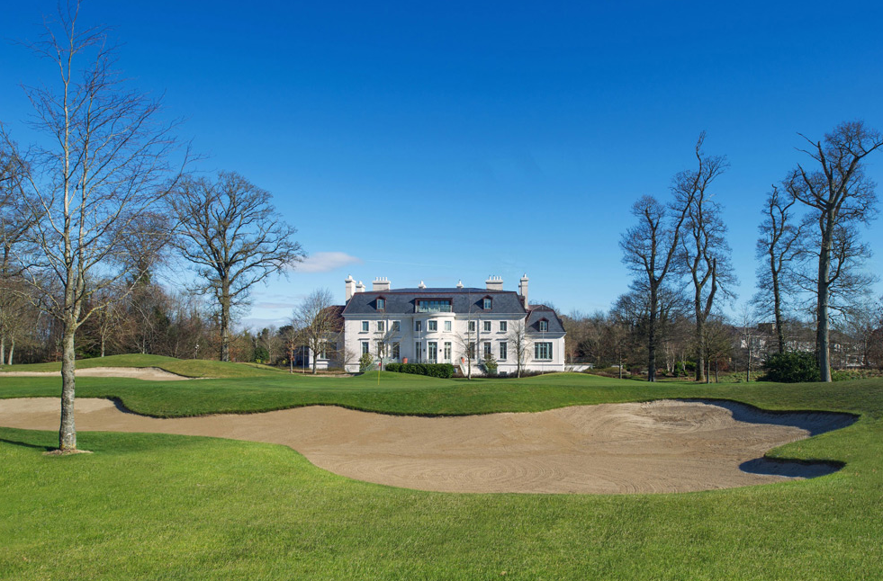 Straffan House – A 34,000 Square Foot Mega Mansion In Ireland