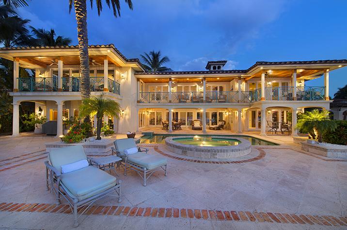 $7.8 Million Waterfront Mansion In Fort Lauderdale, FL