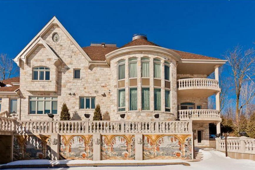 $9.1 Million Stone Mansion In Quebec, Canada