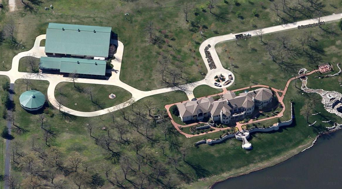 $8.4 Million Equestrian Estate In Joplin, MO
