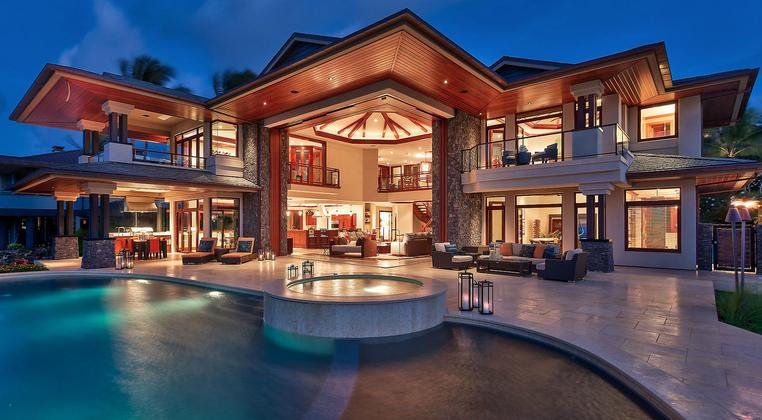 20 8 Million Newly Built Beachfront Home In Hawaii