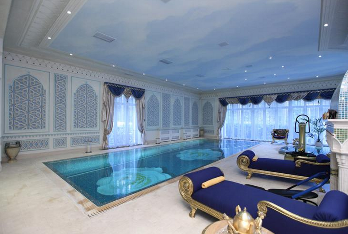 $26 Million Opulent Mansion In Russia