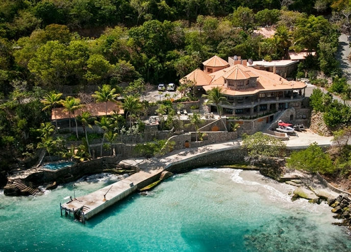 The Estate At Spring Bay In St Thomas Homes Of The Rich