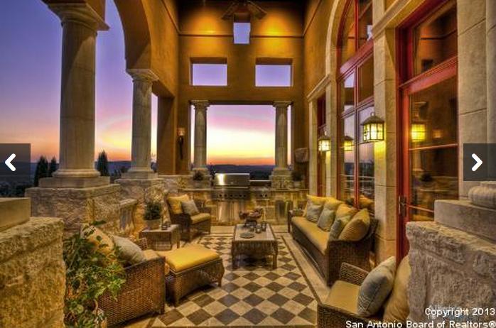 14,000 Square Foot Italian Inspired Mansion In San Antonio, TX