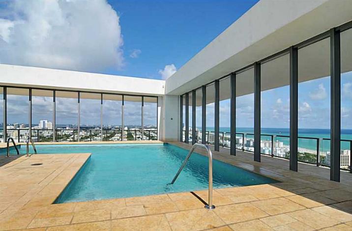 $25 Million 3-Story Penthouse In Miami Beach, FL