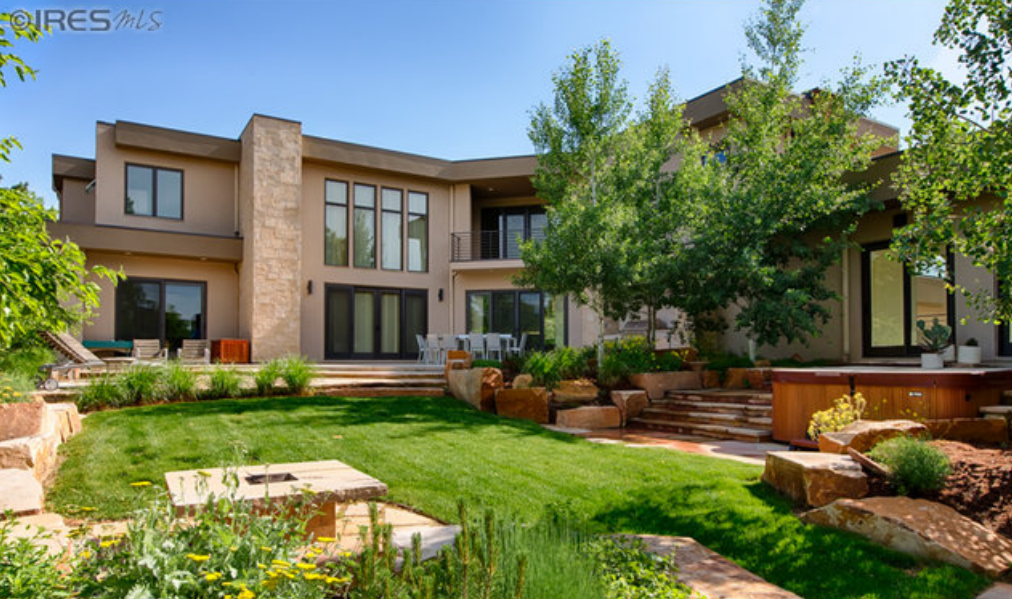 $3.75 Million Contemporary Mansion In Boulder, CO