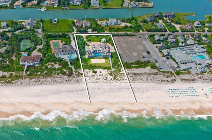 $15 Million Oceanfront Estate In Quogue, NY