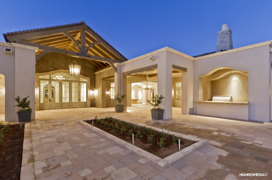 $9.875 Million Newly Built Mansion In Paradise Valley, AZ
