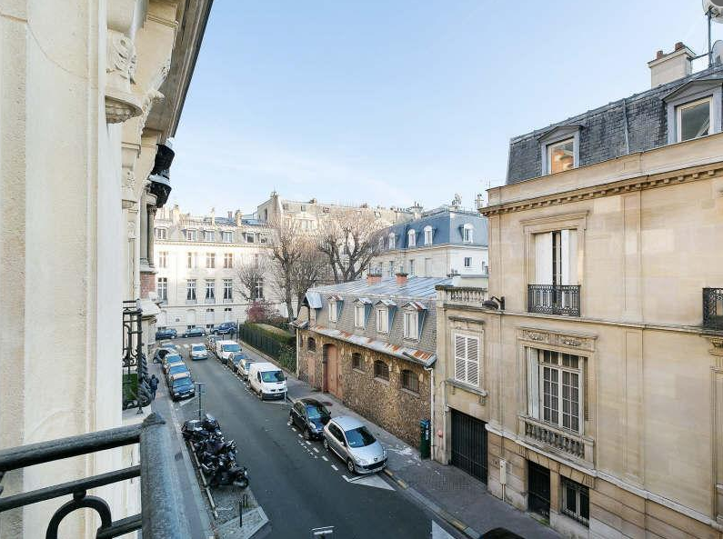 12,000 Square Foot Townhouse In Paris, France