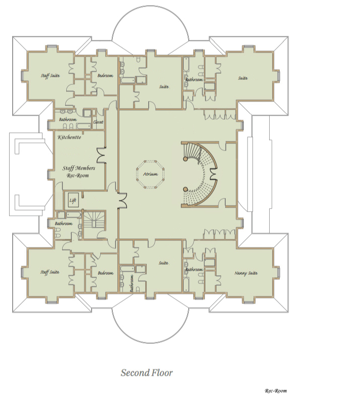 Homes of the Rich Readers' Revised Floor Plans To Nutbourne Park
