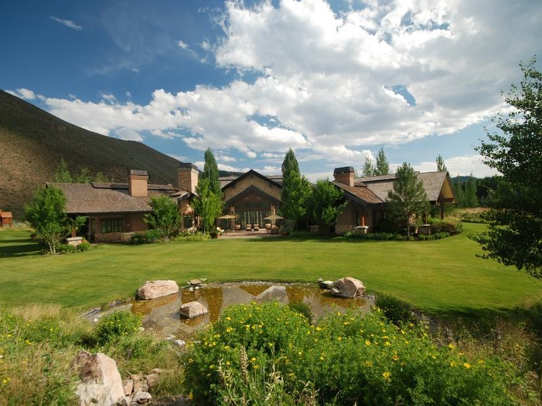 $11 Million Estate In Ketchum, ID