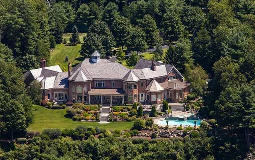 $4.2 Million 10,000 Square Foot Mansion In Avon, CT