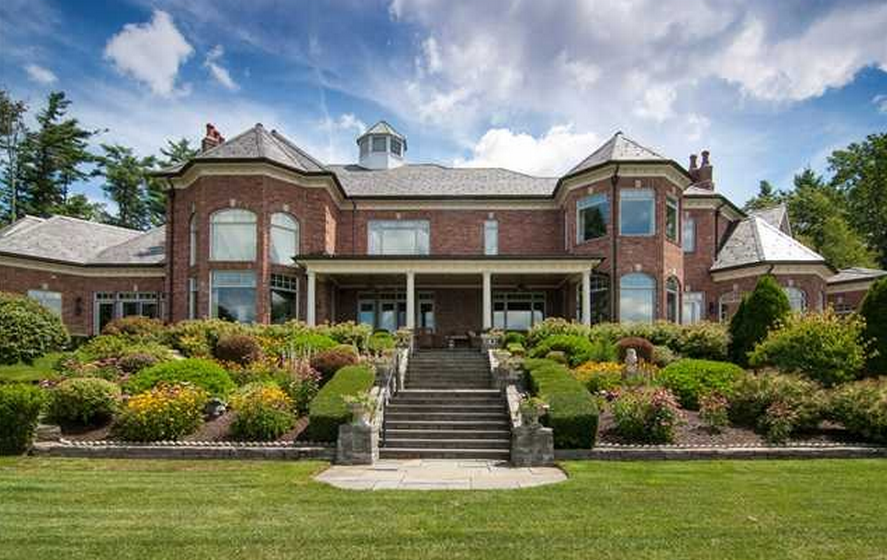 4 2 Million 10 000 Square Foot Mansion In Avon Ct