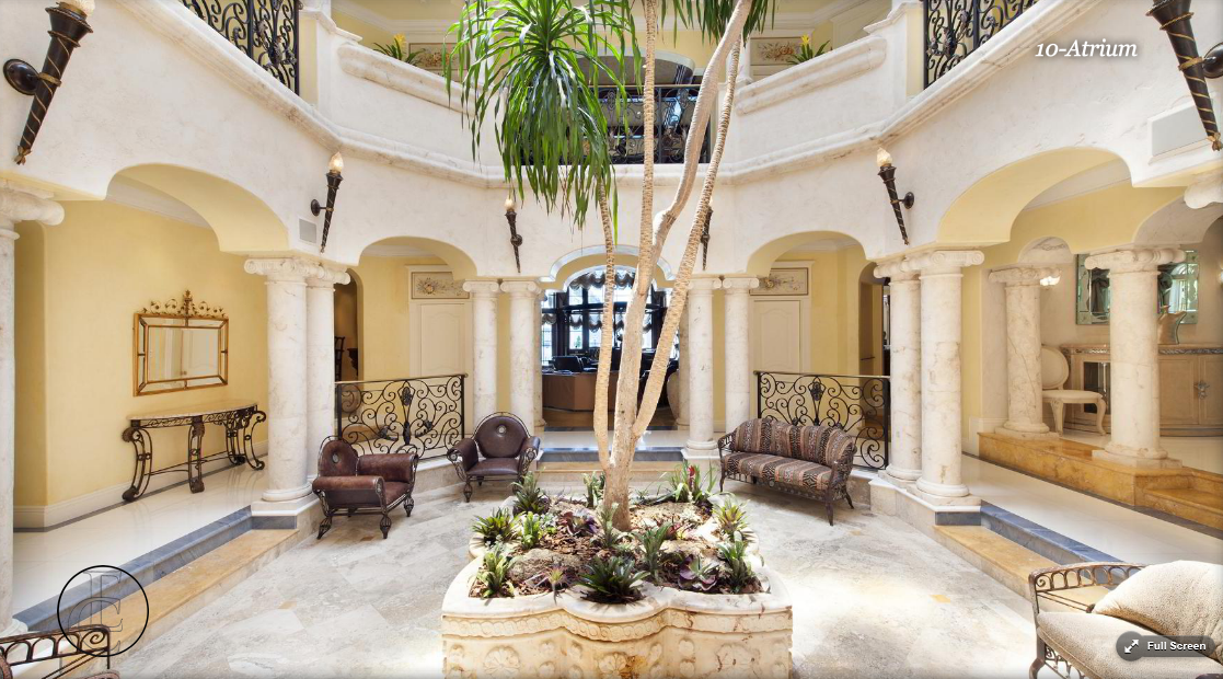 Poll Which Atrium Do You Like Best Homes Of The Rich