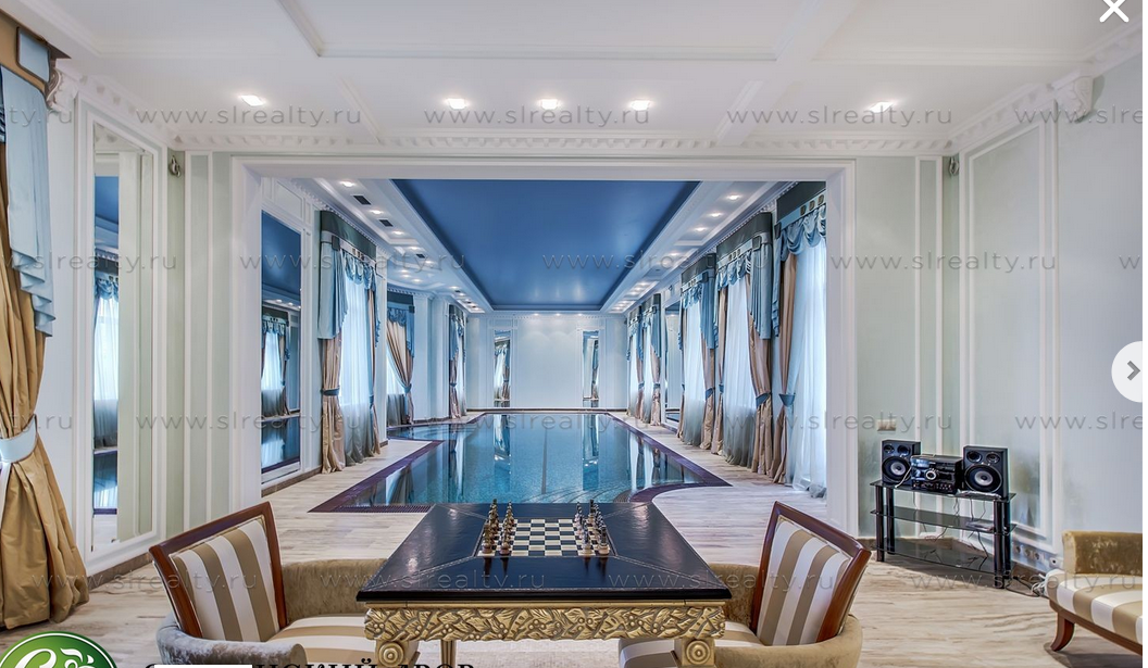 3 Similar Mansions For Sale In Moscow, Russia