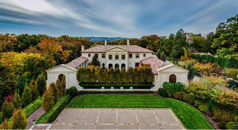 14 9 Million Exquisite Mediterranean Mansion In Nashville