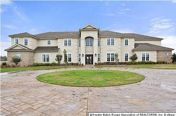 Two Mansions On The Same Street For Sale In Baton Rouge La Homes Of The Rich The 1 Real