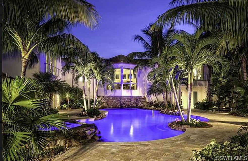13 5 Million Mansion In Naples Fl Homes Of The Rich