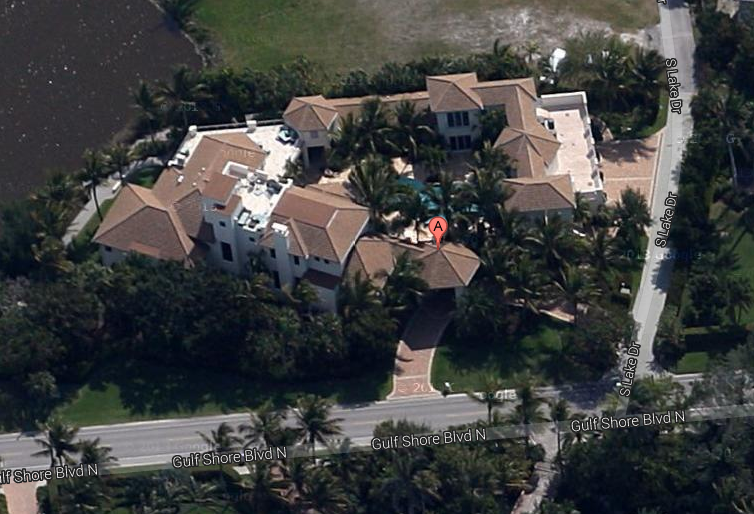 $13.5 Million Mansion In Naples, FL