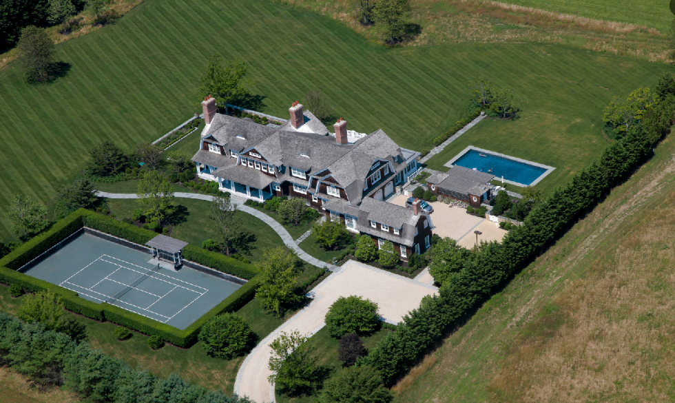35 Million Tradtional Estate In East Hampton Ny Homes Of The Rich