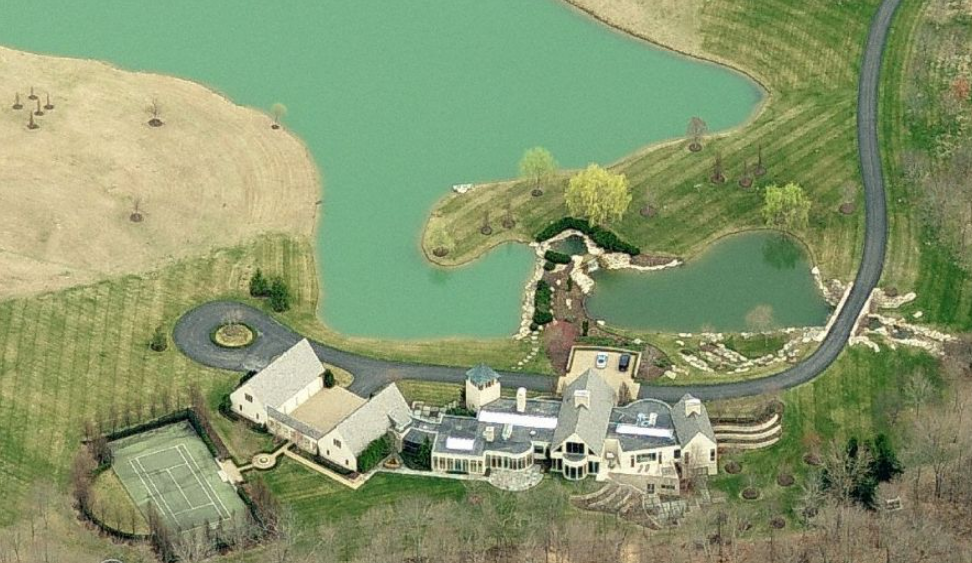 $4.9 Million 10 Acre Estate In Delaware, OH