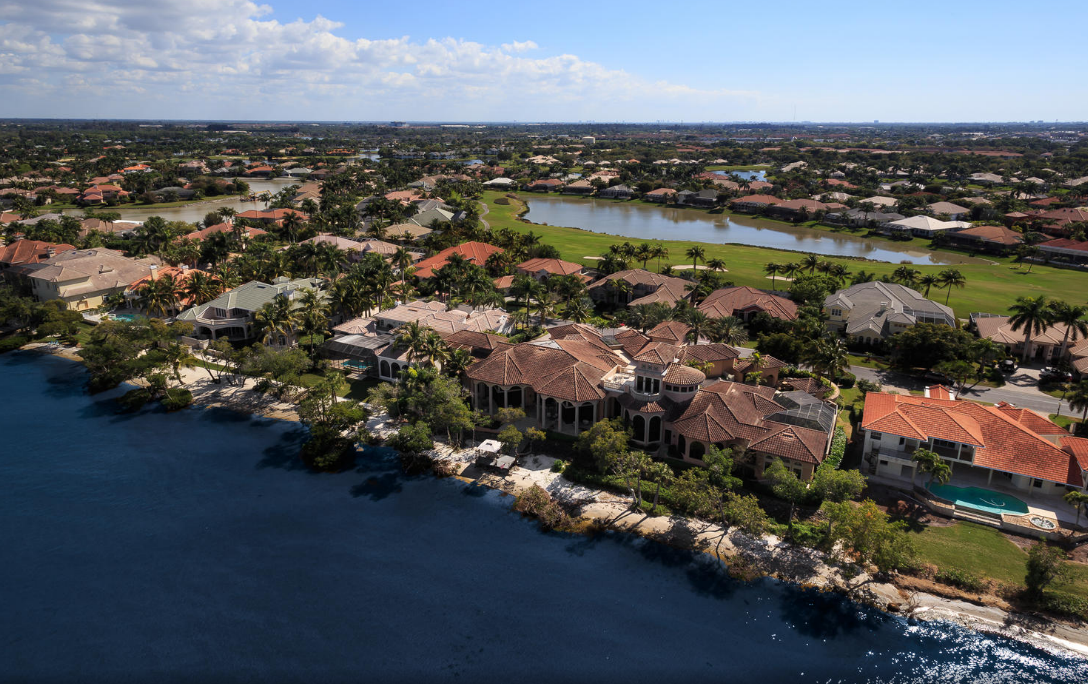 25,000 Square Foot Waterfront Mega Mansion In Fort Meyers, FL