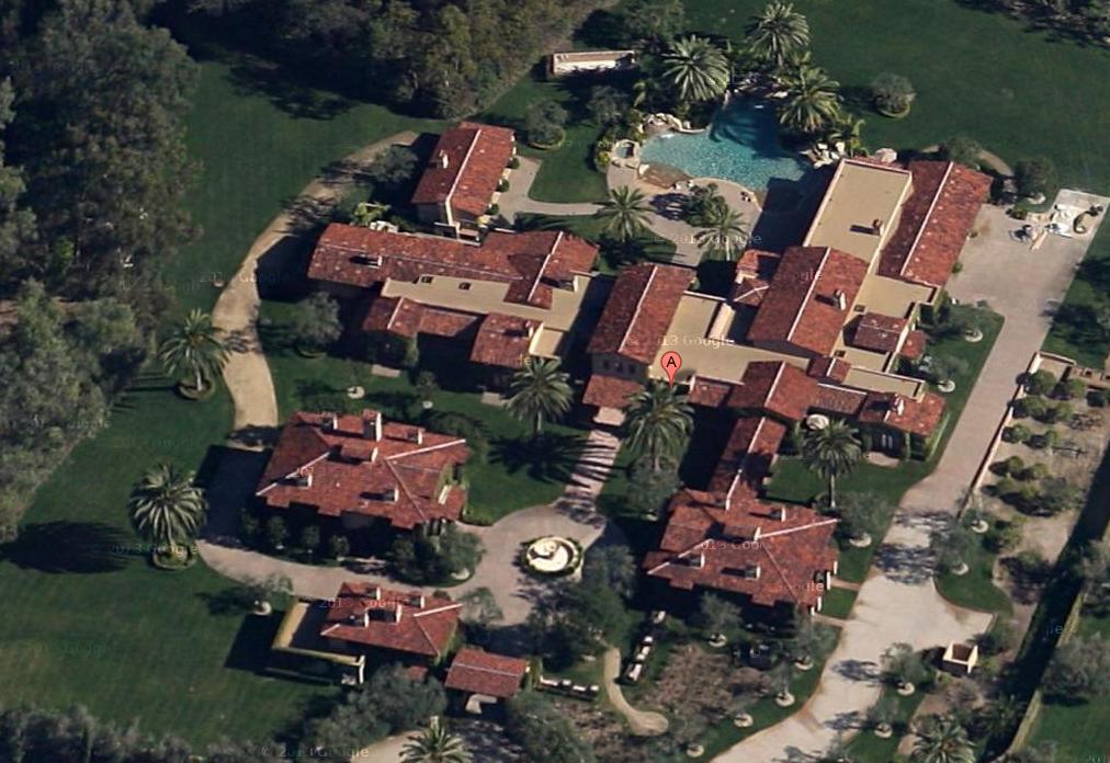 $14.995 Million Compound In Rancho Santa Fe, CA