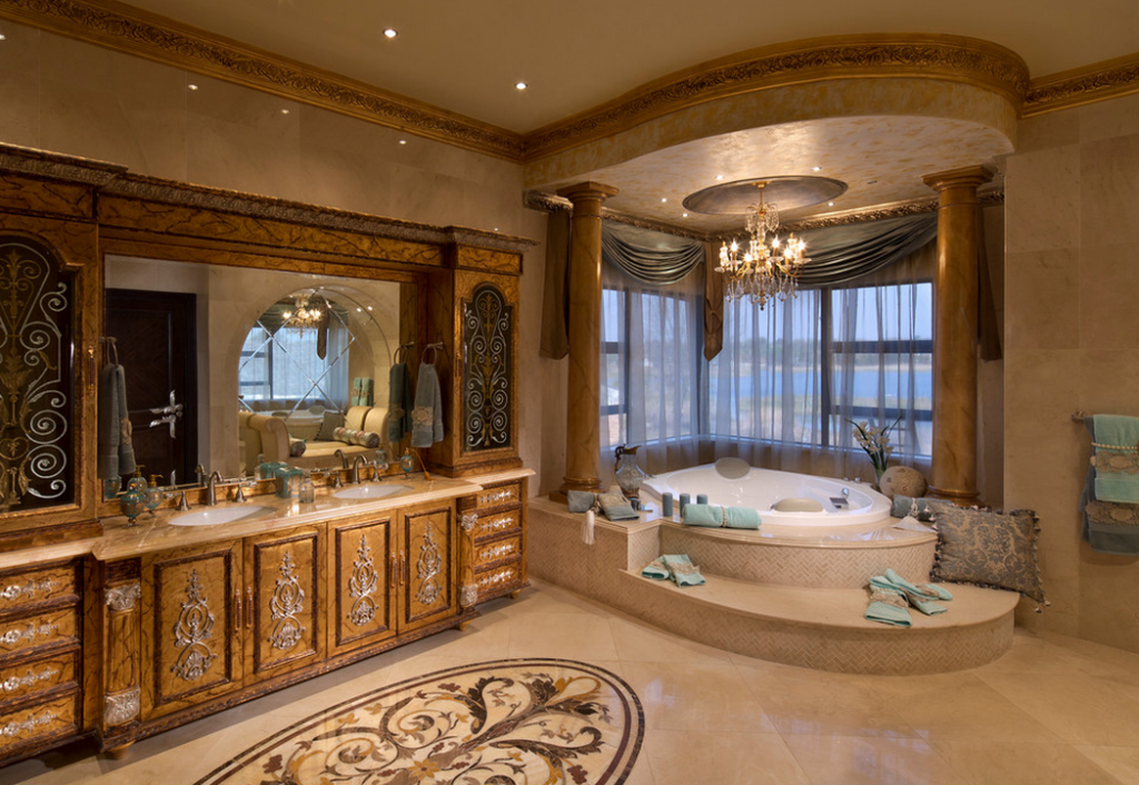A lavish mega mansion in south africa homes of the rich for Interior designs south africa