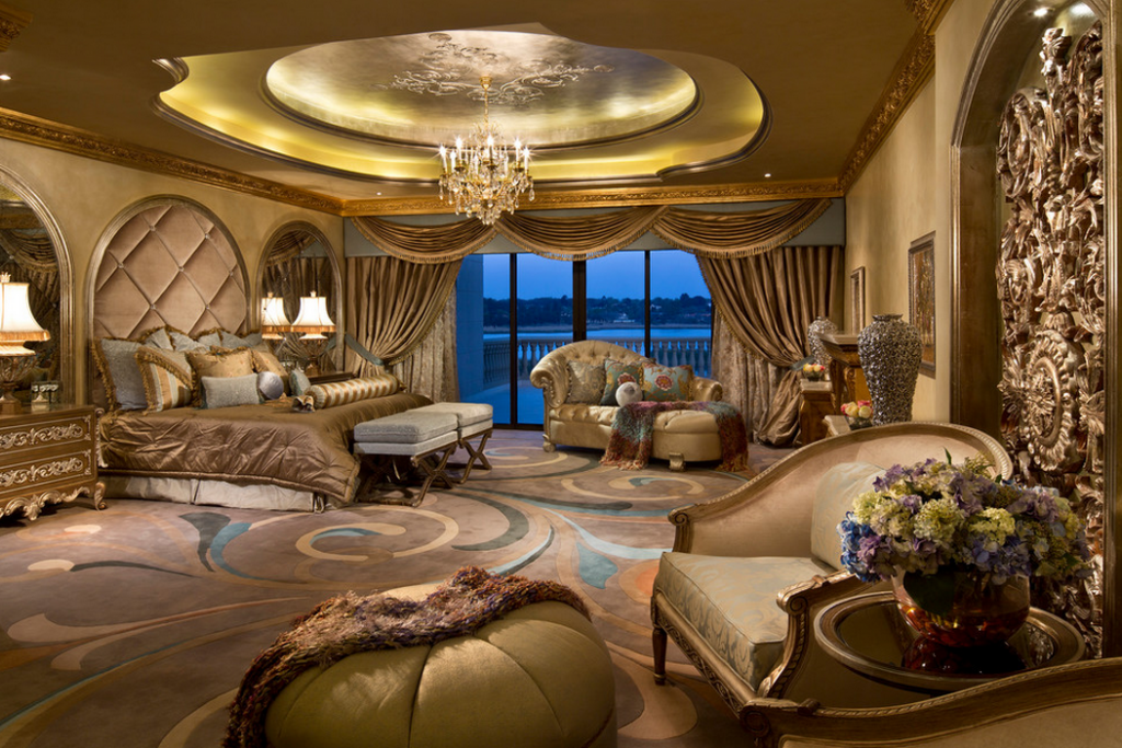 A lavish mega mansion in south africa homes of the rich for South african bedroom designs