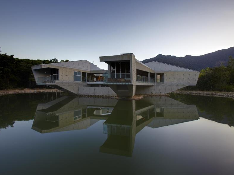 Alkira An Architecturally Unique Home In Queensland Au Homes Of The Rich