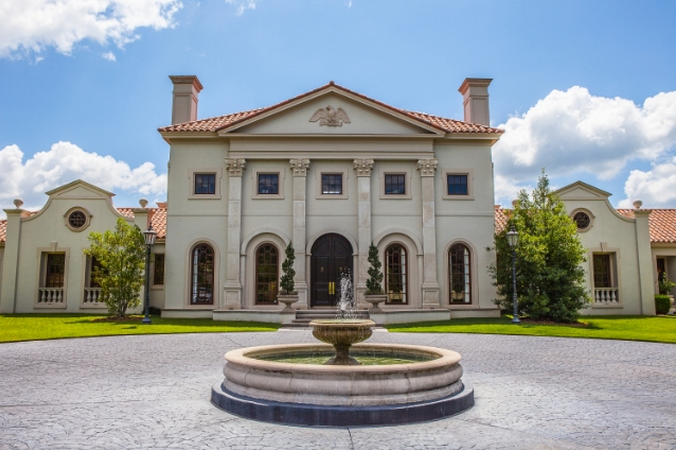 3 5 Million French Provincial Home In Columbus Ga