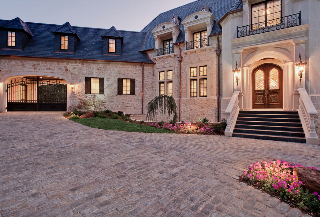 Beautiful stone mansion in westlake tx homes of the rich for Texas stone homes