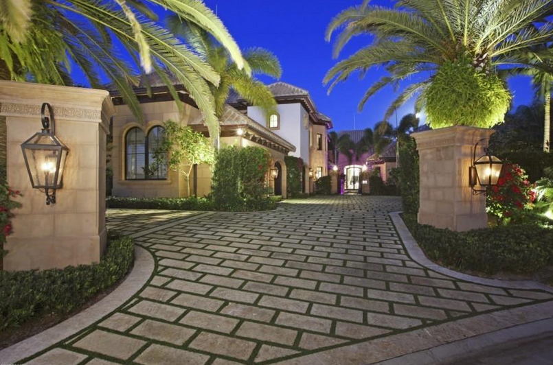 14 Million Newly Listed Waterfront Mansion In Jupiter Fl