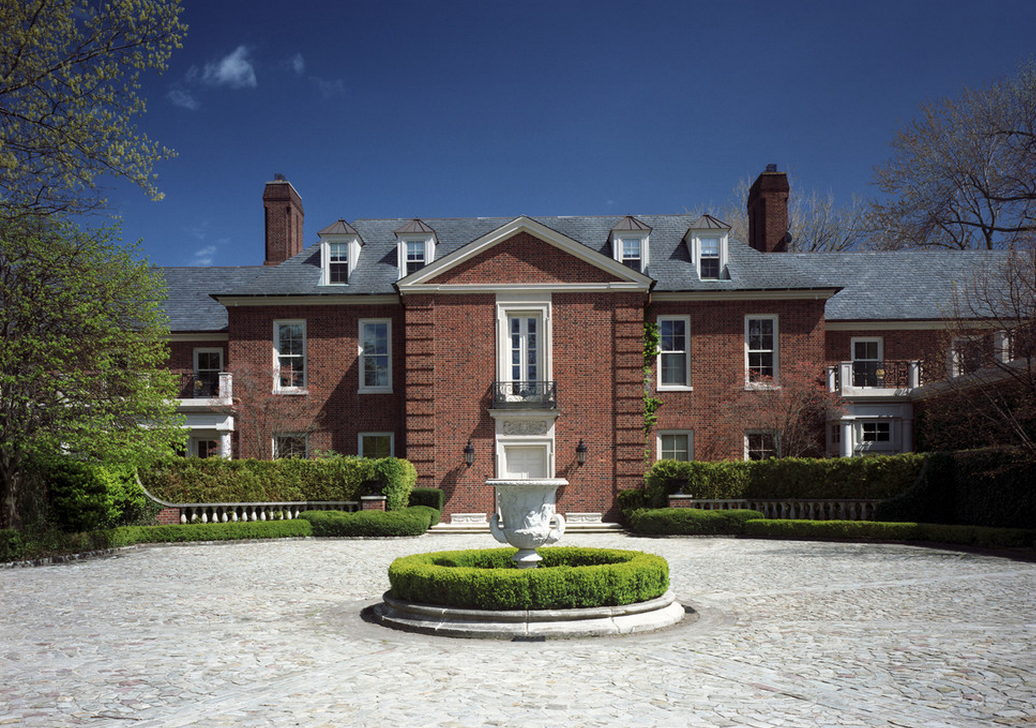 Stunning Georgian Mansion Grosse Pointe Farms