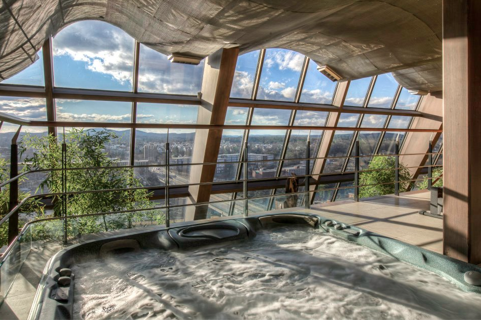 12,000 Square Foot Penthouse In Manchester, NH