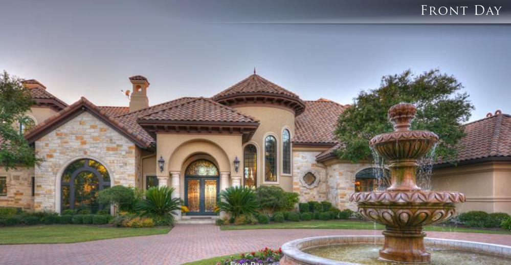 Million mediterranean mansion in austin tx homes for Texas mediterranean style homes