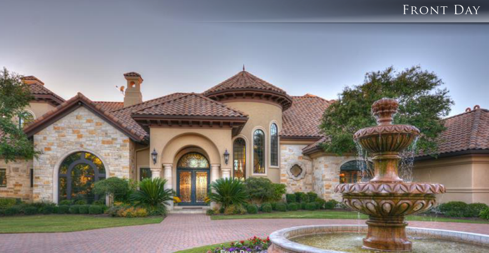 Million mediterranean mansion in austin tx homes for Texas style homes