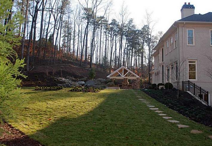 $4.5 Million Newly Built Mansion In Atlanta, GA
