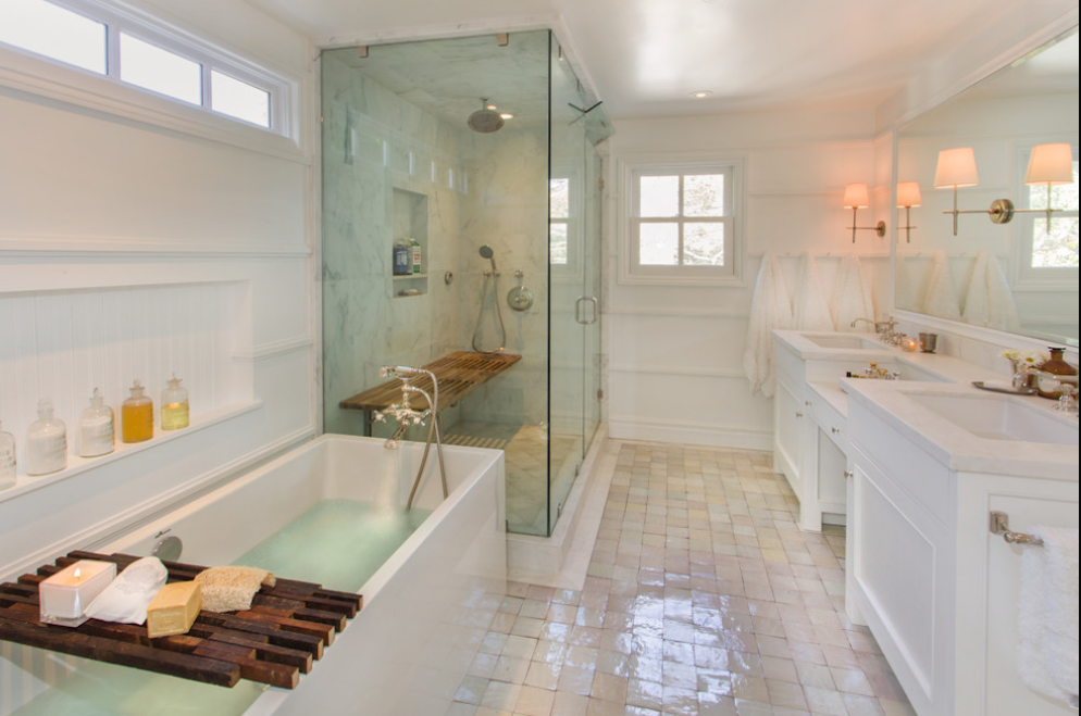 a look at some glass enclosed showers from houzzcom