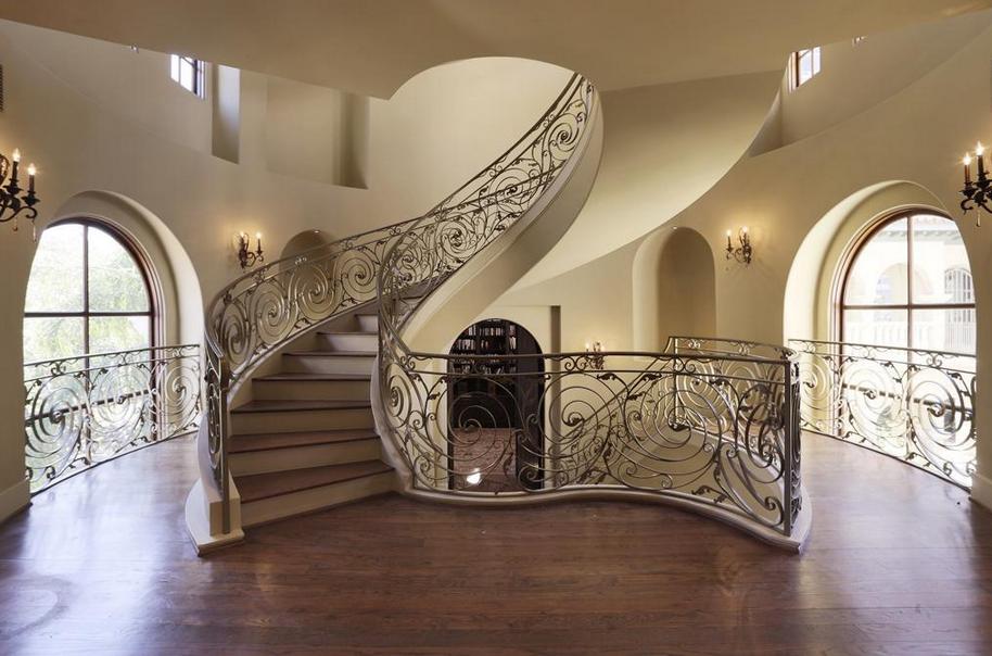 10 000 Square Foot Mediterranean Mansion In Houston Tx