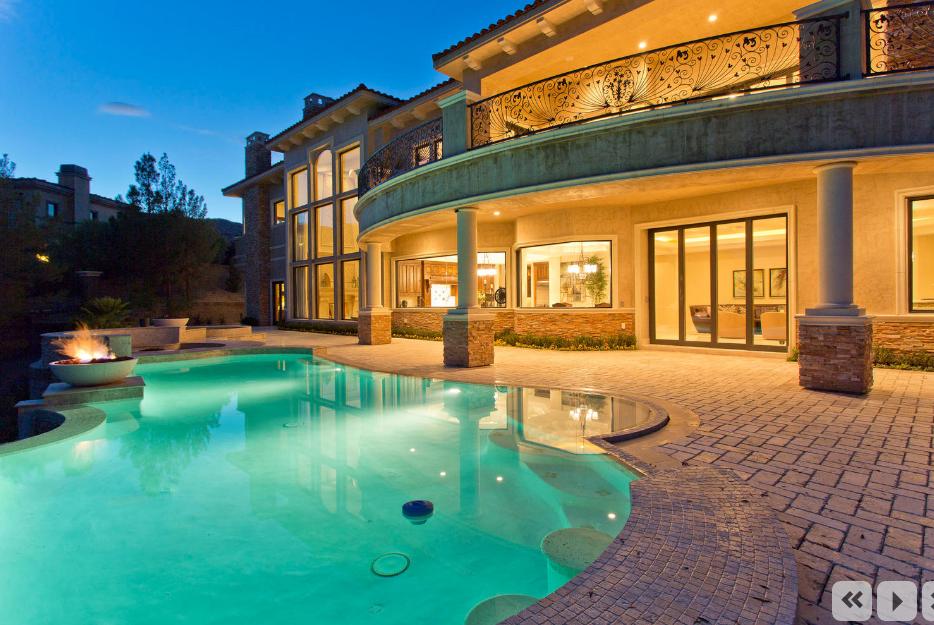 $4.5 Million 11,000 Square Foot Mansion In Las Vegas, NV