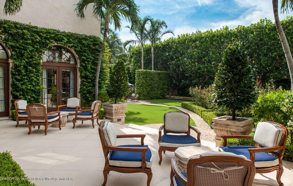 Villa Invernale – A $30 Million Mediterranean Mansion In Palm Beach, FL