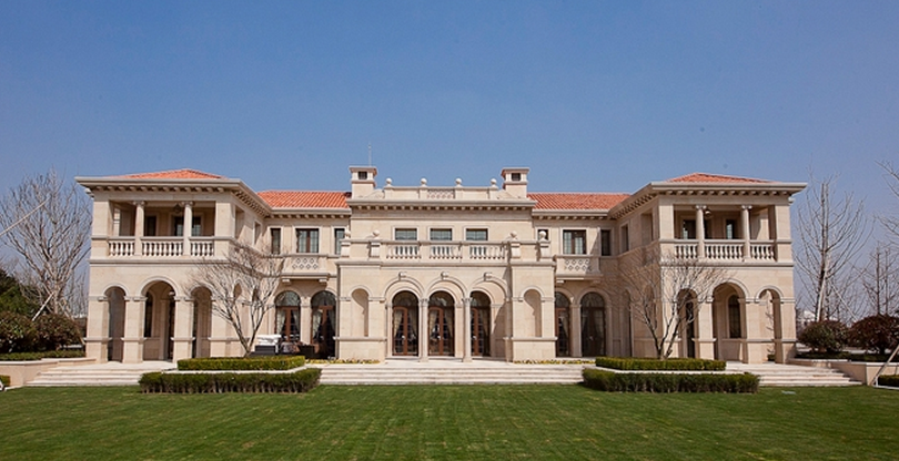 Stately Newly Built Italianate Villa In China By Richard Manion Architecture