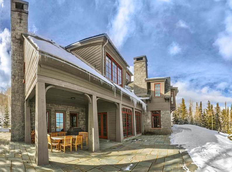 $8.5 Million Newly Listed Mansion In Park City, UT