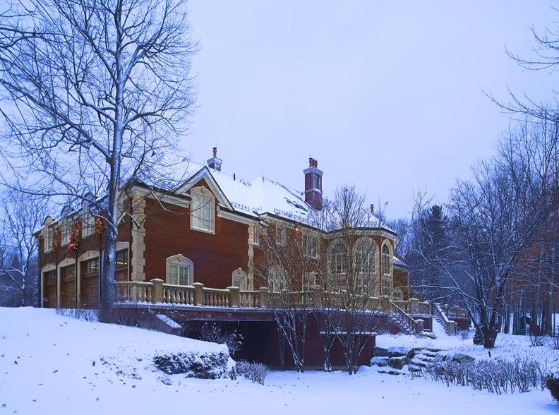 $12 Million Estate In Quebec, Canada