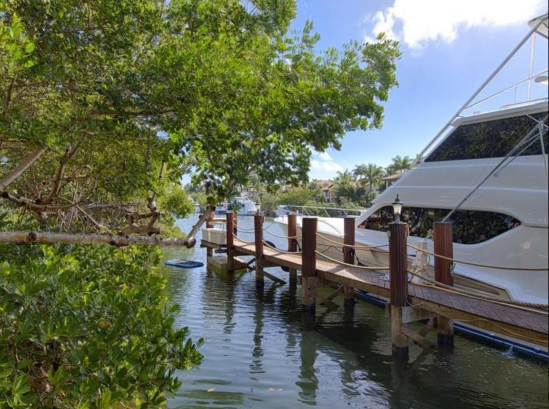 $8.25 Million Mediterranean Waterfront Mansion In Coral Gables, FL
