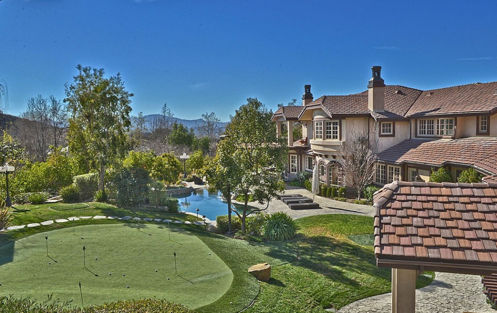 8 25 Million Mansion In Hidden Hills Ca Homes Of The