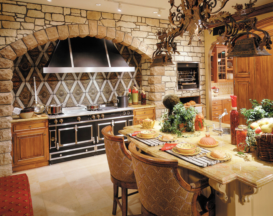 Here Is A Look At Some Gourmet Kitchens That Feature La Cornue Ranges. If  You Donu0027t Know Already, La Cornue Is A French Oven And Cooking Range  Manufacturer, ...