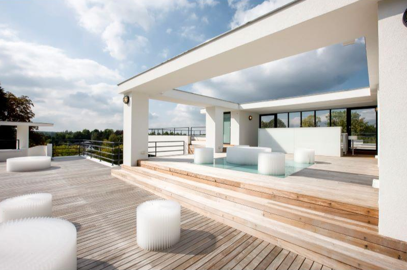 Villa Leborgne – A Modern Masterpiece In Belgium